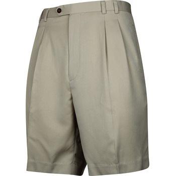 Cutter & Buck DryTec Gaberdine Microfiber Shorts Pleated Apparel