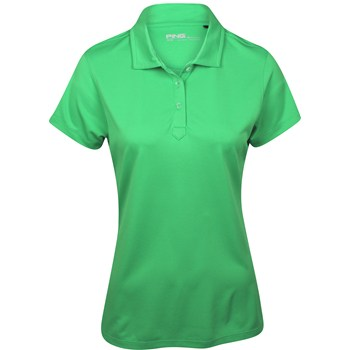 Ping Players Pique Shirt Polo Short Sleeve Apparel