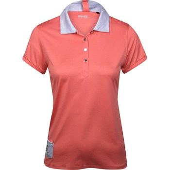 Ping Candy Stripe Shirt Polo Short Sleeve Apparel