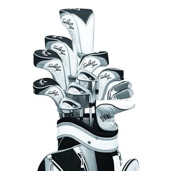 Callaway Solaire Gem 13-Piece Black Club Set Golf Club