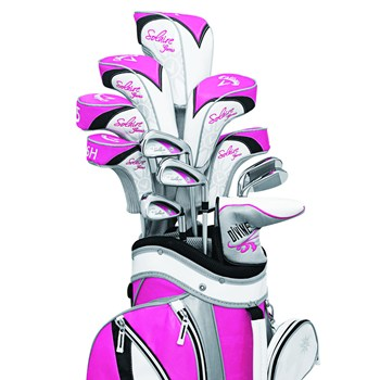 Callaway Solaire Gem 13-Piece Quartz Club Set Golf Club