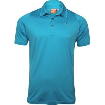 Puma Duo Swing Golf Shirt Polo Short Sleeve Apparel
