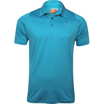 Puma Duo Swing Golf Shirt Polo Short Sleeve Apparel