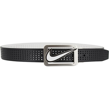 Nike Square Cut Out Perforated Reversible Accessories Belts Apparel
