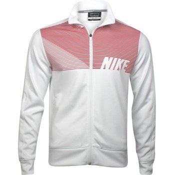 Nike Dri-Fit N98 Cover-Up Full-Zip Outerwear Wind Jacket Apparel