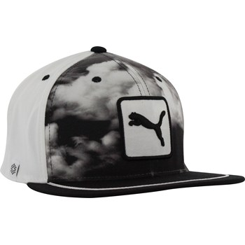 Puma Digi Sky 110 Stretch Snapback Headwear Cap Apparel