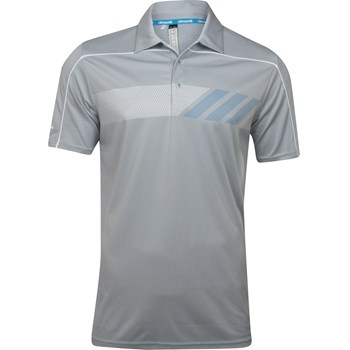 Adidas Climachill Print Shirt Polo Short Sleeve Apparel