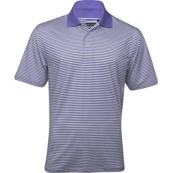 Oxford Ashford Stripe Shirt Polo Short Sleeve Apparel