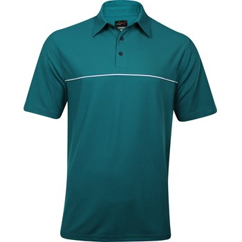 Greg Norman ProTek Engineered Stripe Shirt Polo Short Sleeve Apparel