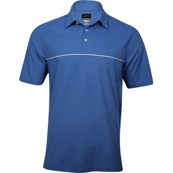 Greg Norman ProTek Engineered Stripe Shirt Polo Short Sleeve Apparel