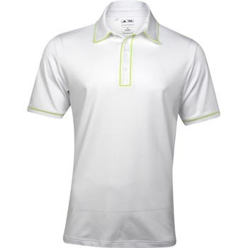 Adidas Puremotion Piped Shirt Polo Short Sleeve Apparel
