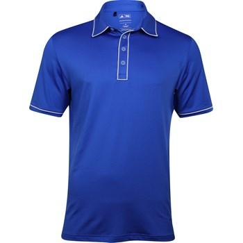 Adidas Puremotion Piped Shirt Polo Short Sleeve Apparel