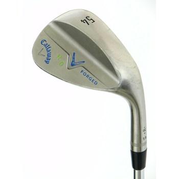 "Callaway Forged Dark Chrome Custom ""ND"" Stamp Wedge Preowned Golf Club"