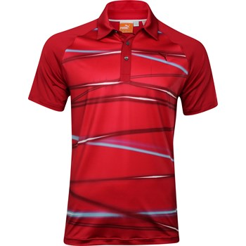 Puma Fluid Light Shirt Polo Short Sleeve Apparel