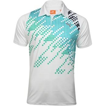 Puma Digi Graphic Shirt Polo Short Sleeve Apparel