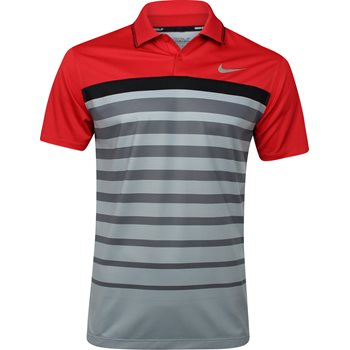 Nike Dri-Fit Innovation Stripe Shirt Polo Short Sleeve Apparel