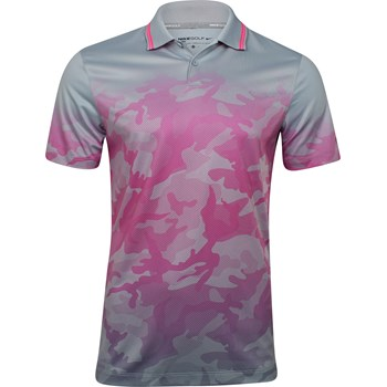 Nike Dri-Fit Stretch Sport Graphic Shirt Polo Short Sleeve Apparel