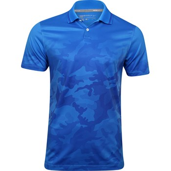 Nike Dri-Fit Stretch Sport Graphic Shirt Polo Short Sleeve Apparel