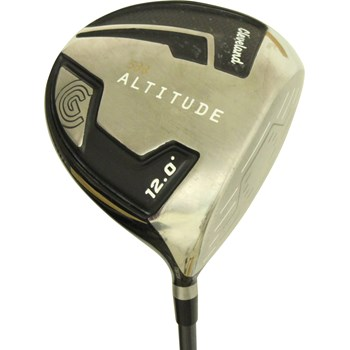 Cleveland 588 Altitude Driver Preowned Golf Club