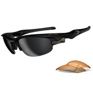 Oakley Fast Jacket Polarized 9097-05 Golf Sunglasses