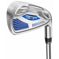 Cobra Custom AMP Cell Blue Iron Set Golf Club