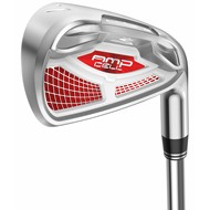 Cobra Custom AMP Cell Red Iron Set Golf Club