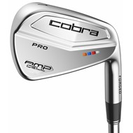 Cobra Custom AMP Cell Pro Muscleback Iron Set Golf Club