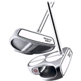 Odyssey White Hot 2-Ball Center Shaft Lined