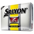 Srixon Z-Star XV Tour Yellow