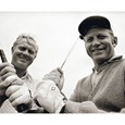 Golf Links To The Past Jack Nicklaus &amp; Mickey Mantle