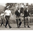 Golf Links To The Past Nicklaus, Palmer, & Player