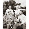 Golf Links To The Past Demaret, Nelson, Jones, &amp; Hogan:  1946 Masters
