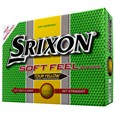 Srixon Soft Feel Tour Yellow 2012
