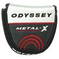 Odyssey Metal-X Mallet Putter