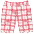 Adidas ClimaLite Broken Plaid Bermuda