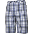 Ashworth Madras Plaid Flat Front