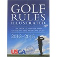 Booklegger 2012-2015 USGA Golf Rules Illustrated