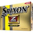 Srixon Z-Star 3 Tour Yellow