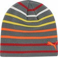 Puma Stripe Fleece Lined Beanie