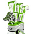 Tour Edge Lady Edge Lime 19-piece