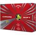 Callaway Chrome Soft 16 Yellow Truvis