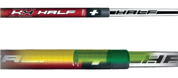 HalfandHalf Shaft