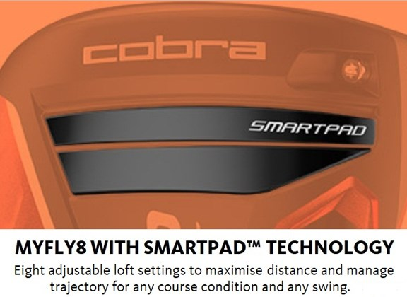 MyFly8 With SmartPad Technology