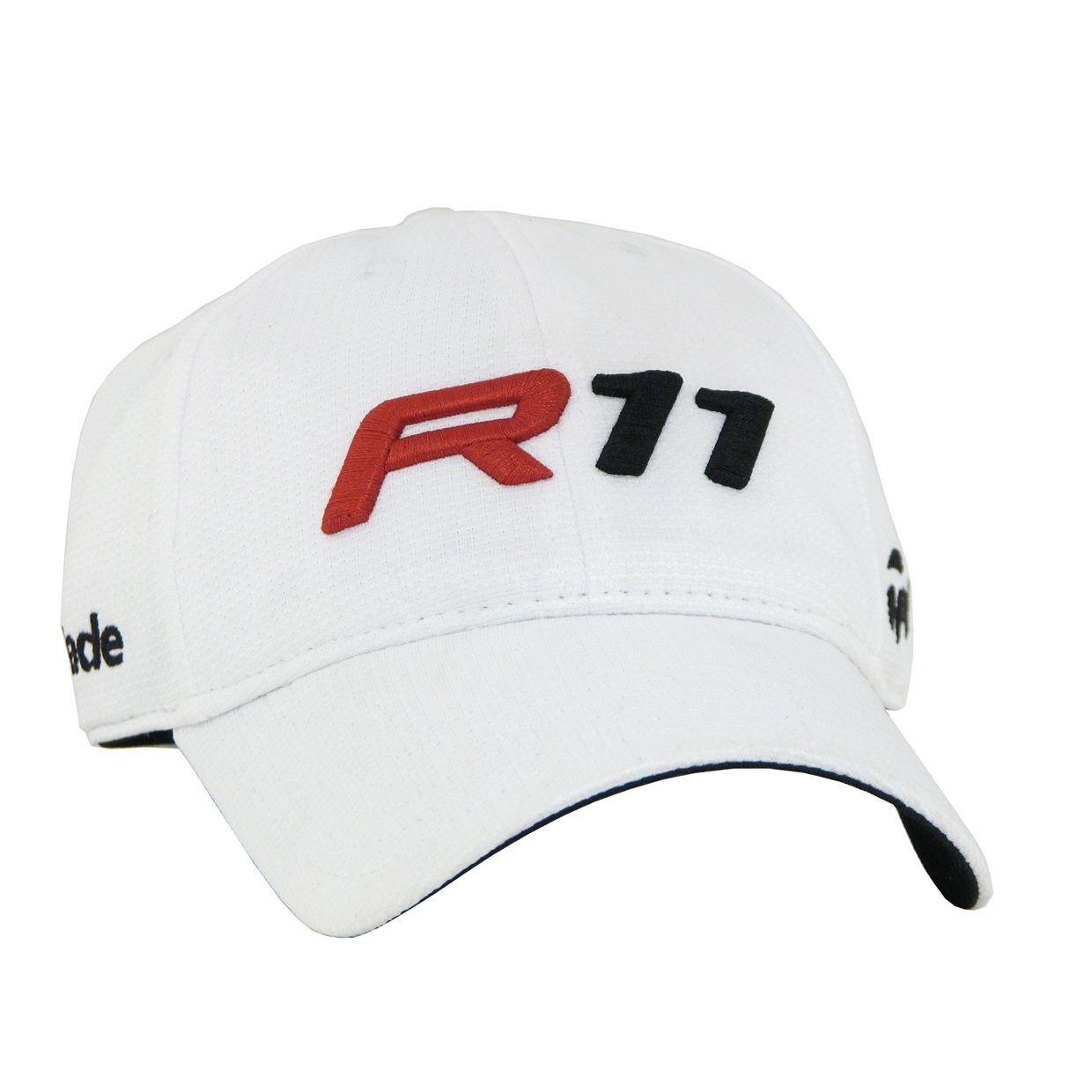 c3421ad0225c9 TaylorMade R11 White Golf Hat Cap One Size Fits All on PopScreen