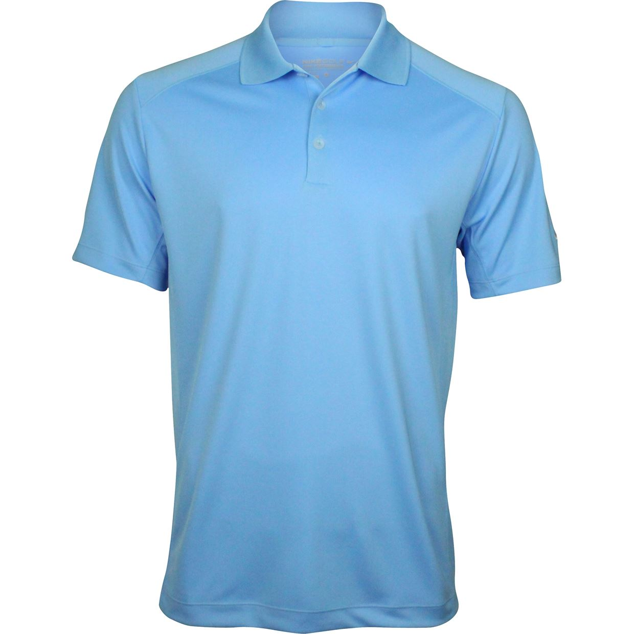 Nike dri fit victory polo shirt at for Nike dri fit victory golf shirts