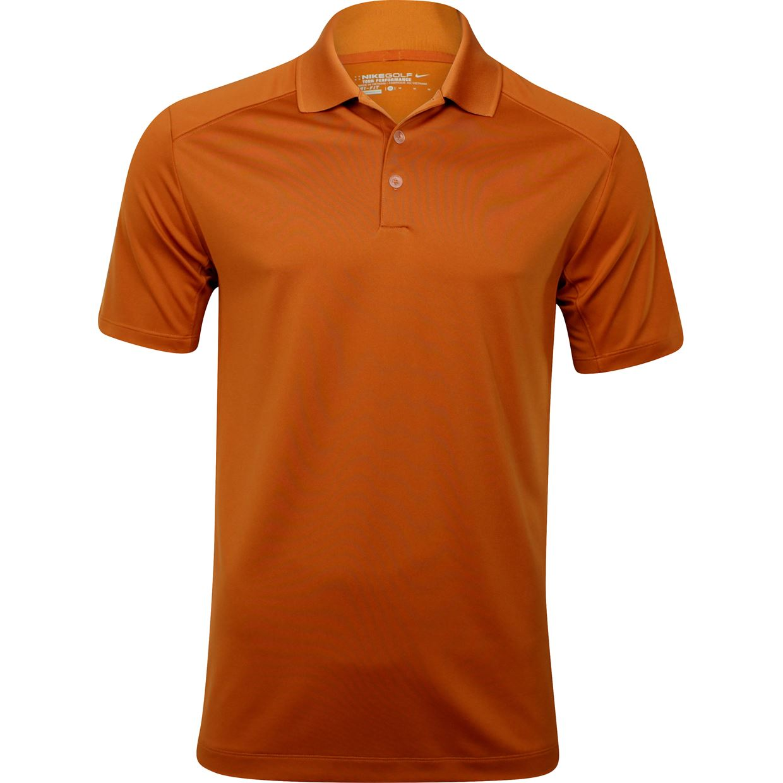 Nike Dri Fit Victory Shirt Apparel Xl Desert Orange At