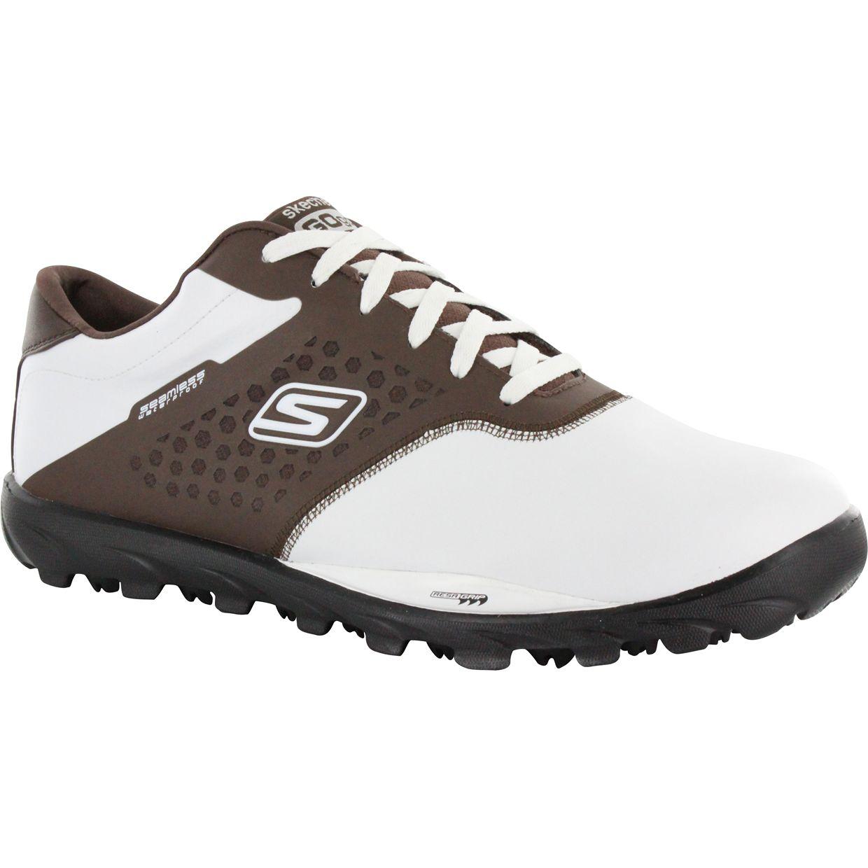 Skechers Brown Golf Shoes