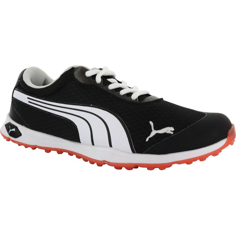 Puma Orange Biofusion Golf Shoes