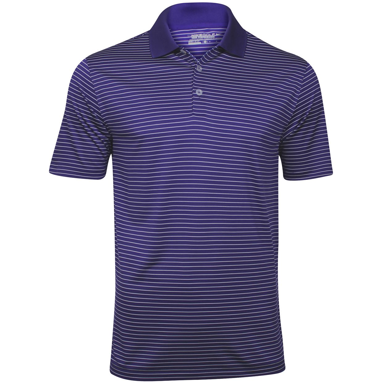 Nike Dri Fit Victory Stripe Shirt Apparel Xl Court Purple