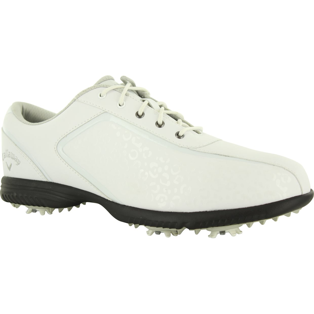 Ecco Ladies Wide Golf Shoes